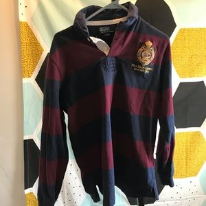 Polo Rugby Striped